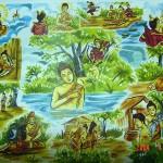 Pra Suwanna Sam - poisoned arrow