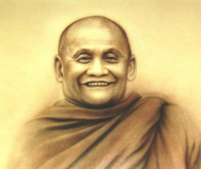 Ajahn Chah's Wisdom - click image to read a Quote from the Master