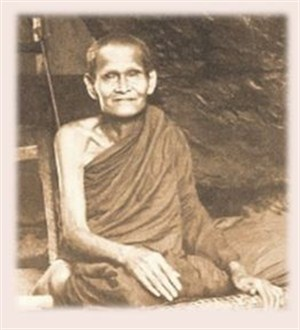 Ajahn Khao Khorata's Biography