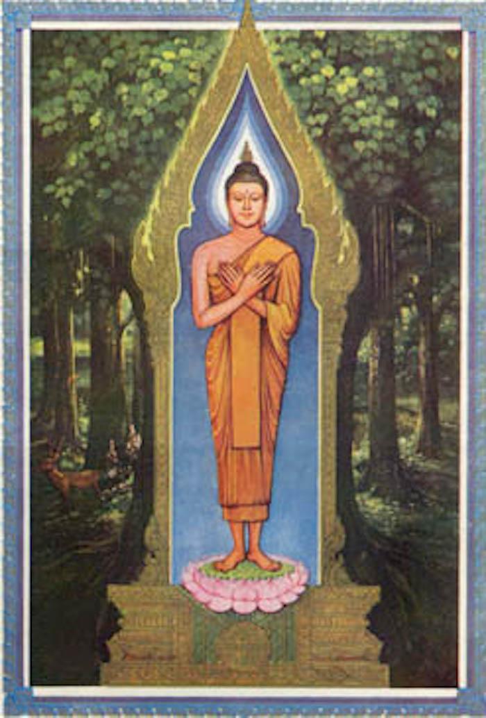 Friday Buddha