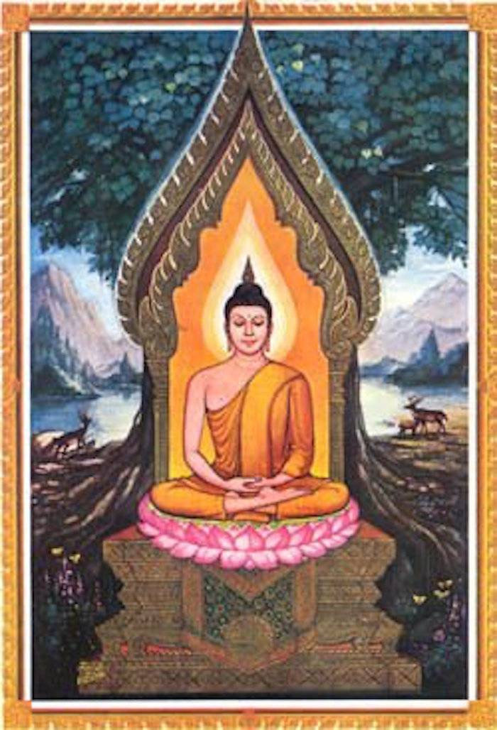 Thursday Buddha Pra Nakprok